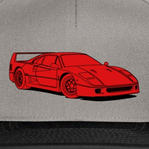 f40 red Tee shirts - Casquette snapback