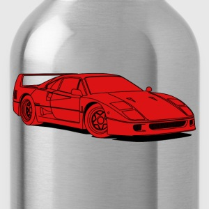 f40 red T-shirts - Vattenflaska