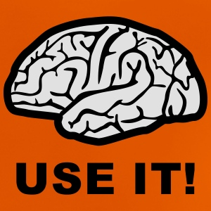 Brain - use it! T-shirts - Baby T-shirt