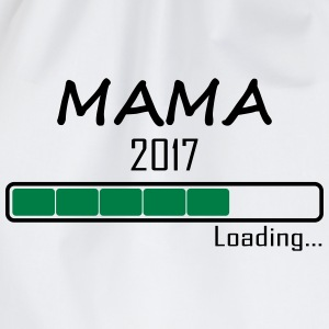 Mama Loading 2017 T-Shirts - Turnbeutel