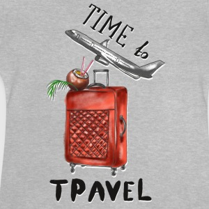 Travel Langarmshirts - Baby T-Shirt
