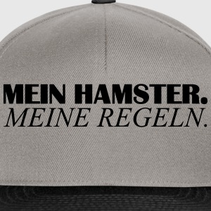 mein hamster T-Shirts - Snapback Cap