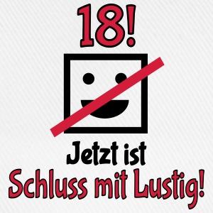 suchbegriff 39 18 geburtstag 39 caps m tzen online. Black Bedroom Furniture Sets. Home Design Ideas