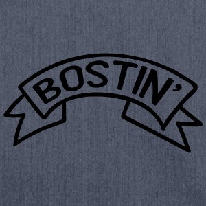 Bostin' Birmingham Dialect Hoodies & Sweatshirts - Shoulder Bag made from recycled material