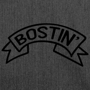 Bostin' Birmingham Dialect T-Shirts - Shoulder Bag made from recycled material