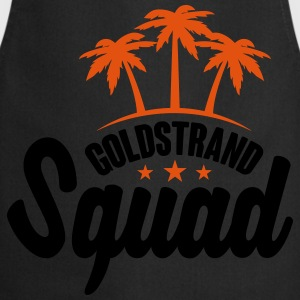 Gold Beach squad T-Shirts - Cooking Apron