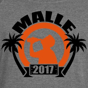 Malle 2017 T-Shirts - Women's Boat Neck Long Sleeve Top