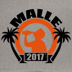 Malle 2017 T-Shirts - Snapback Cap