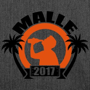 Malle 2017 T-Shirts - Shoulder Bag made from recycled material