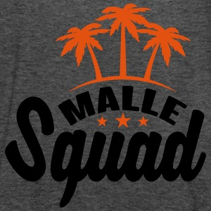 Malle Squad T-shirts - Dame tanktop fra Bella