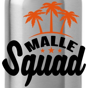 Malle Squad T-Shirts - Water Bottle
