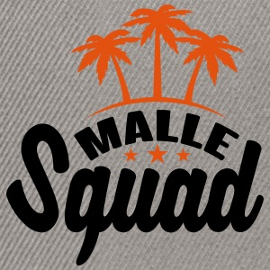 Malle Squad Tee shirts - Casquette snapback
