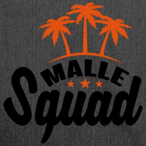 Malle Squad T-shirts - Schoudertas van gerecycled materiaal