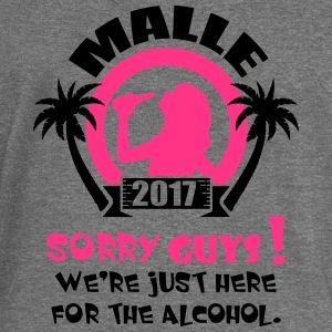 Malle Sorry Guys Tee shirts - Pull Femme col bateau de Bella