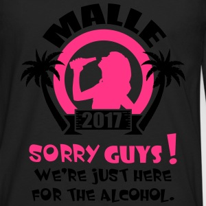Malle Sorry Guys T-Shirts - Men's Premium Longsleeve Shirt