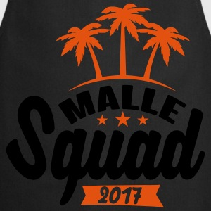 Malle Squad 2017 T-Shirts - Cooking Apron