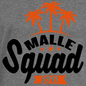 Malle Squad 2017 T-Shirts - Women's Boat Neck Long Sleeve Top