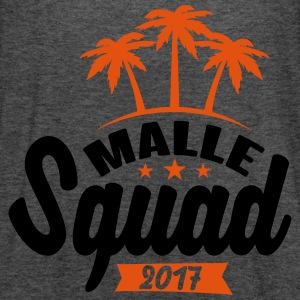 Malle Squad 2017 T-shirts - Dame tanktop fra Bella