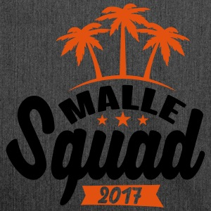 Malle Squad 2017 T-Shirts - Shoulder Bag made from recycled material
