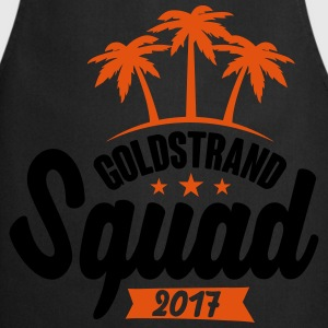 Gold Beach squad 2017 T-Shirts - Cooking Apron