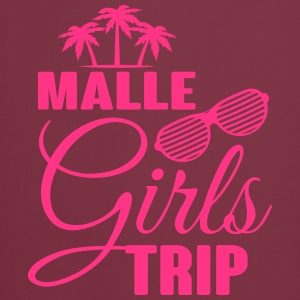 Malle Girls Trip Tee shirts - Tablier de cuisine