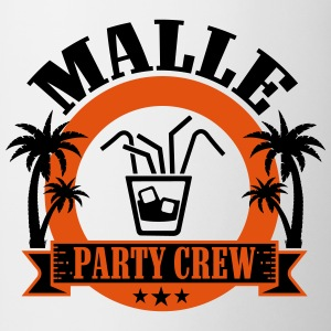 Malle Party Crew T-shirts - Mugg
