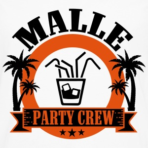 Malle Party Crew T-Shirts - Men's Premium Longsleeve Shirt