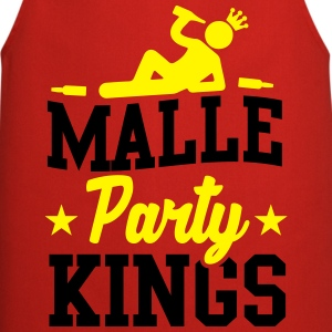 Malle Party Kings Camisetas - Delantal de cocina