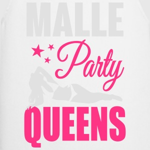 Malle Party Queens Tee shirts - Tablier de cuisine