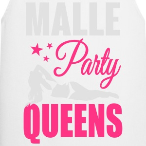 Malle Party Queens Camisetas - Delantal de cocina