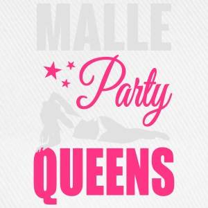 Malle Party Queens T-shirts - Baseballcap