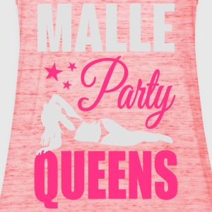 Malle Party Queens Koszulki - Tank top damski Bella