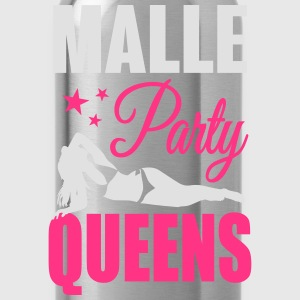 Malle Party Queens T-shirts - Vattenflaska