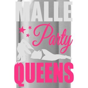 Malle Party Queens T-shirts - Drikkeflaske