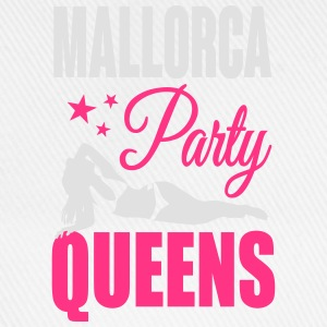 Mallorca Party Queens T-Shirts - Baseball Cap