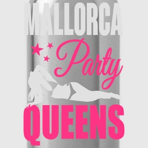 Mallorca Party Queens T-Shirts - Water Bottle