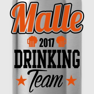Malle Drinking Team Tee shirts - Gourde