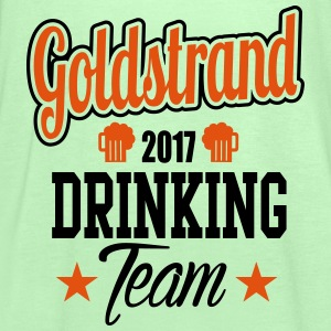 Goldstrand Drinking Team T-Shirts - Frauen Tank Top von Bella