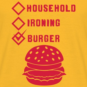 burger household ironing OK-Box wird CONSIS Tops - Männer T-Shirt
