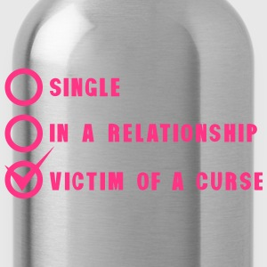single relationship wictim curse love Hoodies & Sweatshirts - Water Bottle