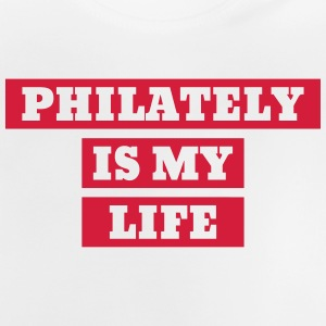 Philatéliste Stamp Philatelie Philatelist Stempel Shirts - Baby T-Shirt