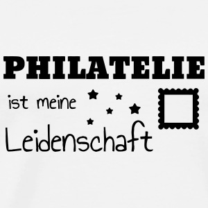 filateli / filatelist / Philatelie / Philatelist Babybody - Premium-T-shirt herr