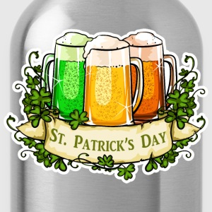 St Patrick's Day 2017 - Water Bottle