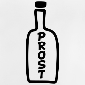 Flasche Prost T-Shirts - Baby T-Shirt