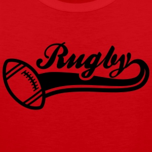 rugby T-Shirts - Men's Premium Tank Top