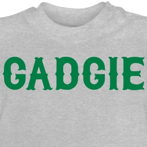 Gadgie, Newcastle Dialect Long Sleeve Shirts - Baby T-Shirt