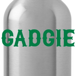 Gadgie, Newcastle Dialect T-Shirts - Water Bottle