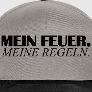 mein feuer T-Shirts - Snapback Cap