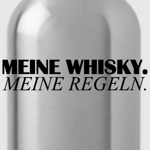 mein whisky T-Shirts - Trinkflasche