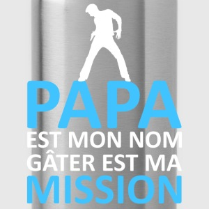 Gâter est ma mission Sweat-shirts - Gourde